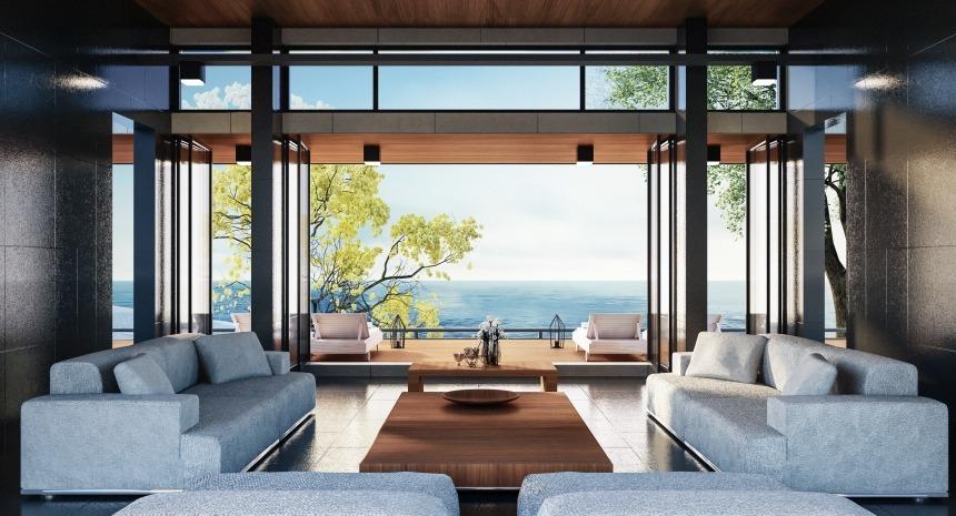Ein Fenster Für Ein Flachdach